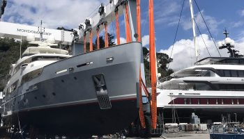 PALUMBO SUPERYACHTS SAVONA OUTCOMES THE APRIL CHALLENGE